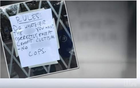 'No F—ing Cops' – Atlanta gym bans police officers, military members from joining Featured