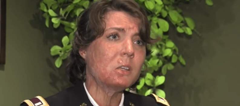 US Army nurse complained for months about the man who threw gasoline on her during attack Featured