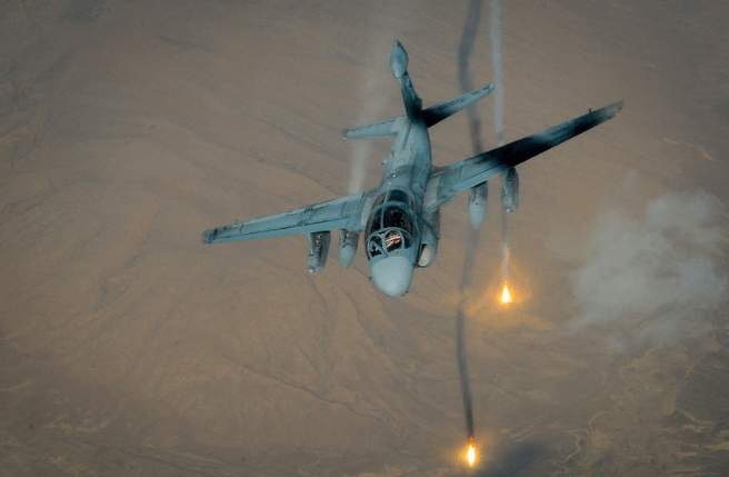 US-led Coalition takes out four senior ISIS leaders Featured