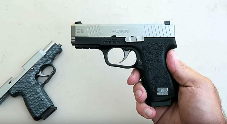 (VIDEO) A first look at the new and upgraded Kahr S9 Featured