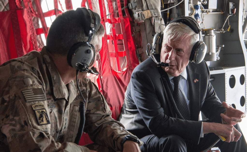 Northcom Chief relays Mattis message: 'Texas gets everything they need' Featured