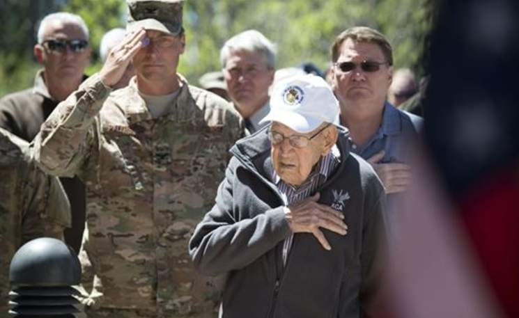 The last of the Doolittle Tokyo Raiders from World War II turns 102 years old Featured