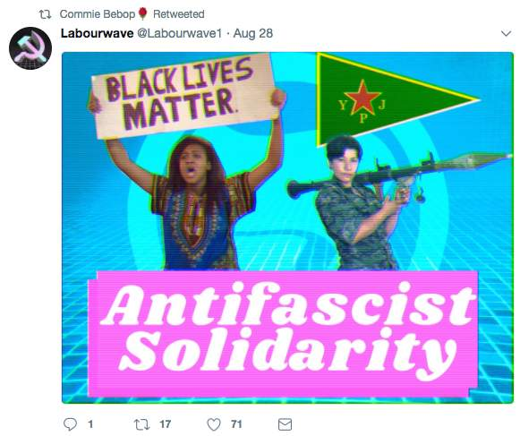 Screen Shot 2017 09 26 at 10.28.28 AM - West Point grad Army officer is 'official Socialist organizer' who spreads Communist propaganda relentlessly