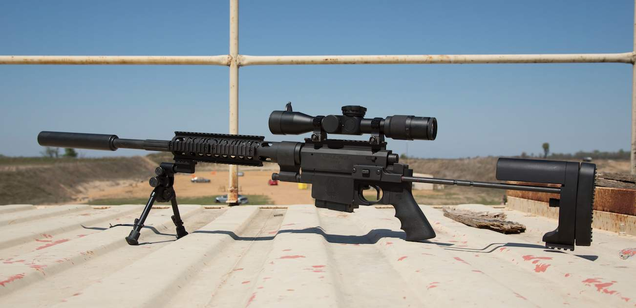 See how the Valkyrie ambidextrous precision rifle performs – hint: it's impressive Featured