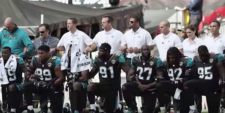 The nation's largest veterans groups are irate and lashing out at NFL players for national anthem protests Featured