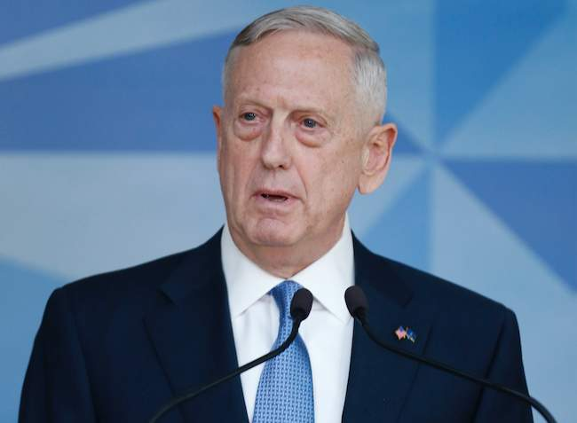 Pentagon chief says keeping Iran nuclear deal is in US security interest Featured