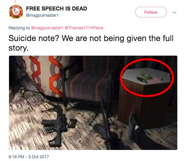 Screen Shot 2017 10 04 at 10.11.52 AM - Leaked photos have internet buzzing: Did Vegas shooter leave suicide note?