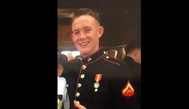 Exclusive: We spoke to the Marine who shielded a girl he just met from bullets during Vegas massacre Featured