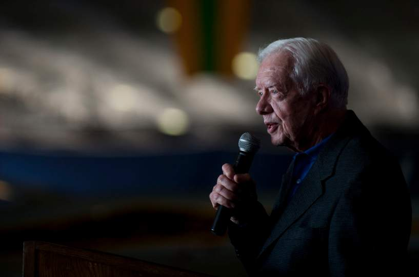 Jimmy Carter reportedly wants to meet with Kim Jong Un and discuss 'permanent peace' treaty Featured