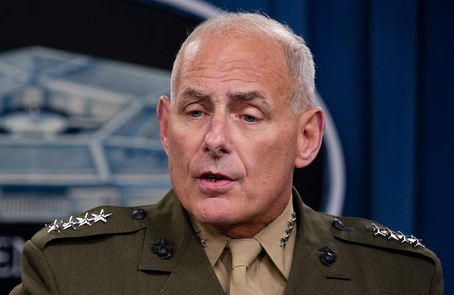 Chief of Staff John Kelly shares raw memories of finding out about son's combat death Featured