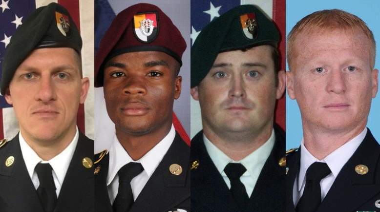 Embattled US troops in Niger called for air support after fatal attack started Featured