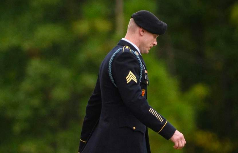 Bergdahl was discharged from Coast Guard basic training for psychological reasons before enlisting in Army Featured