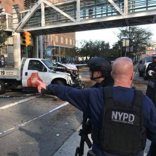 Screen Shot 2017 10 31 at 4.41.34 PM 320x320 - Officially Terror: NYC truck attack declared a terrorist attack by NYC Mayor; eight dead, 12+ injured