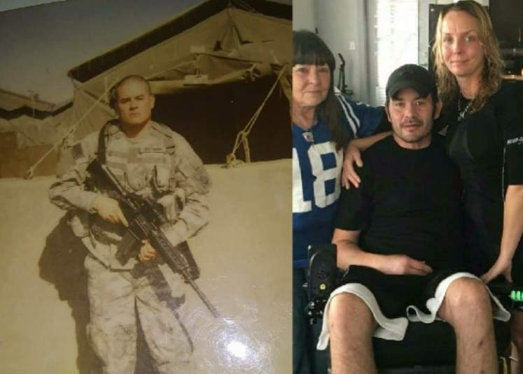 Dying Army veteran with less than six months to live has two final requests Featured