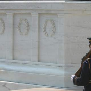 Sentinels guard the Tomb of the Unknown Soldier 320x320 - (VIDEO) Go behind-the-scenes at the Tomb of the Unknown Soldier