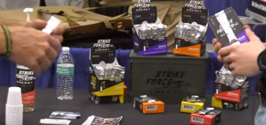 Strike Force energy 1 520x245 - Strike Force Beverage donates energy drink products and funds to help relief efforts for Hurricane Harvey