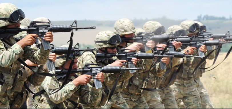 (VIDEO) A Look At Some Of The World's Toughest & Most Strenuous Military Drills Featured