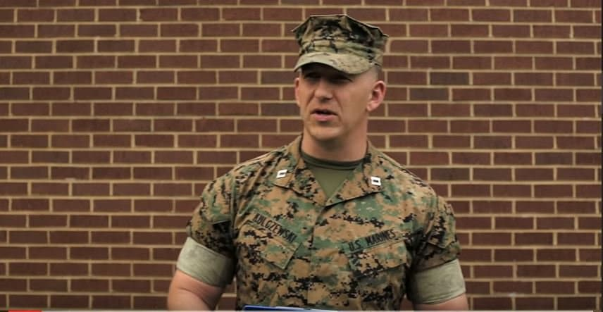 100 Days of Summer - U.S. Marines Start 101 Days Of Summer With A Customary Safety Brief