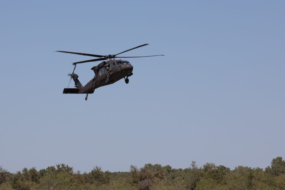 3 US Army soldiers killed after Black Hawk helicopter crashes in MN