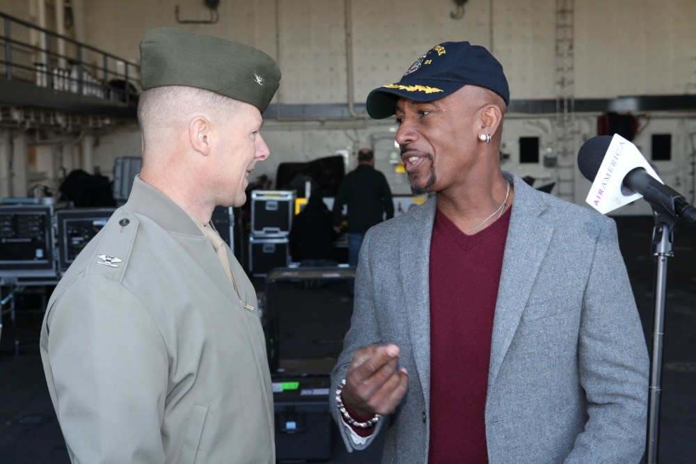 'Military Makeover with Montel helps Gold Star widow after Hurricane Michael
