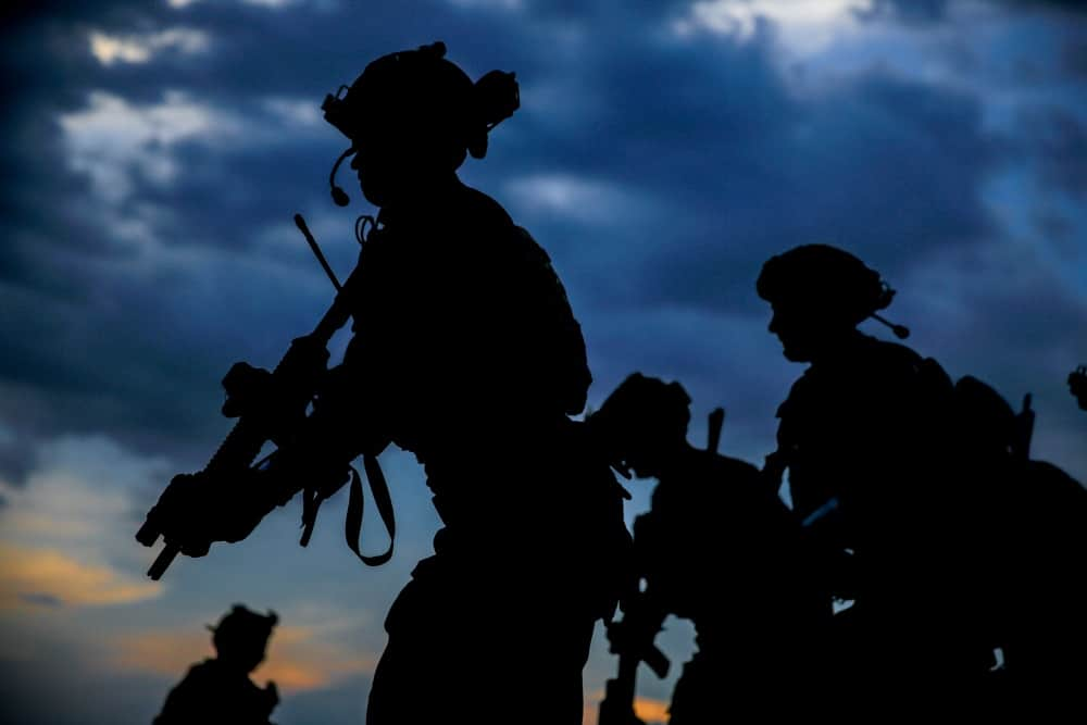 3 Special Forces soldiers sentenced for embezzling funds during Afghan deployment