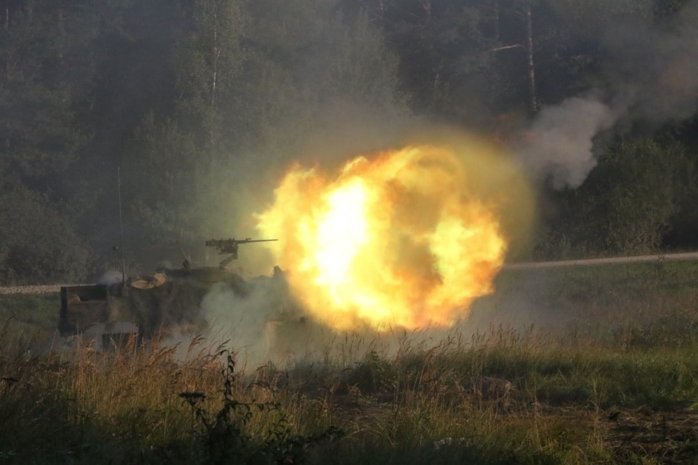 Army zeroes in on rapid artillery raids in new era of 'great power' competition
