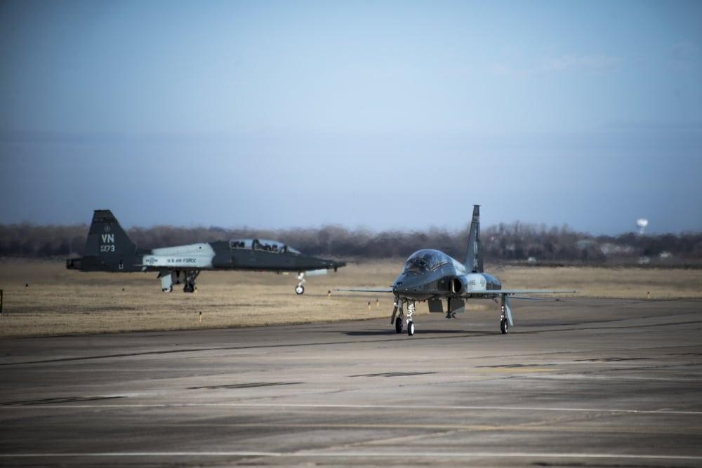 Air Force report: Pilot error led to fatal T-38 crash at Vance Air Force Base