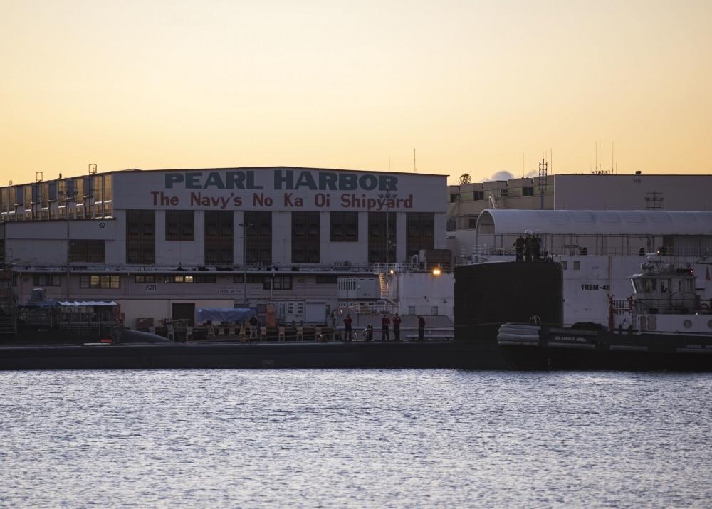 US Navy identifies sailor who killed 2 civilians at Hawaii base