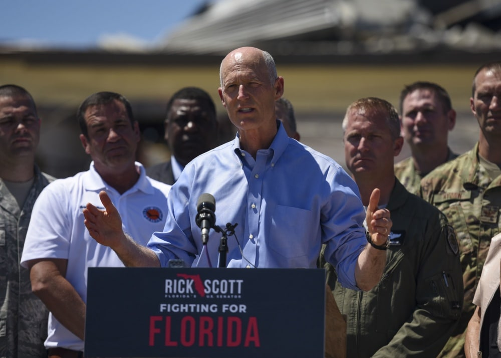 Rick Scott says program that brought Pensacola shooter to United States should be suspended