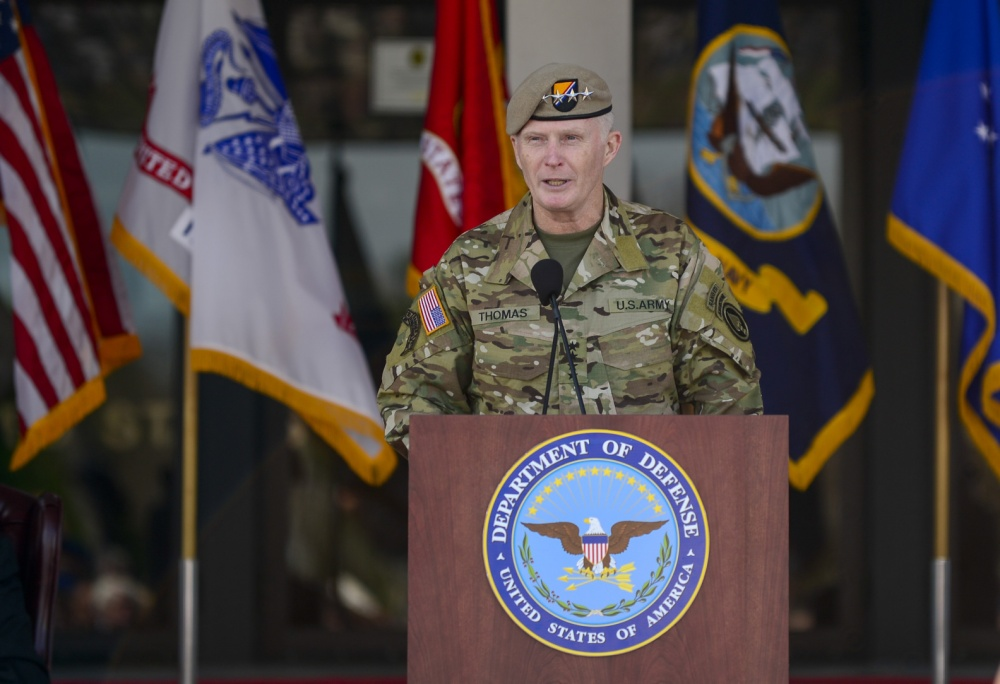 Special operations boss calls for change amid troop misconduct allegations
