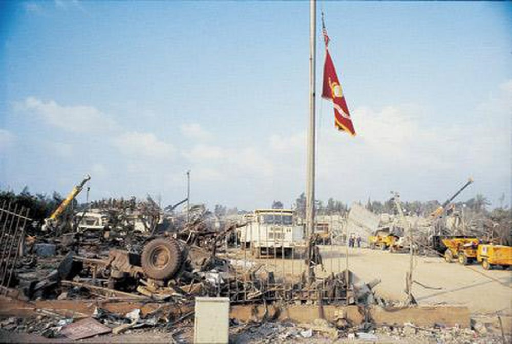 Marines release video honoring 241 US service members killed in Beirut terror attack 37 years ago