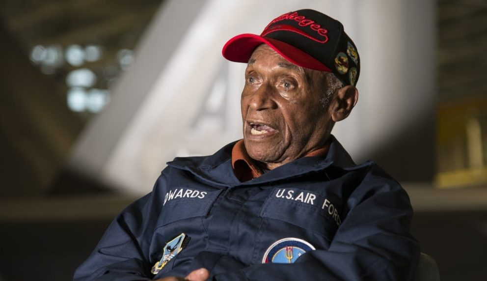 One of the last Tuskegee Airman dies at 95