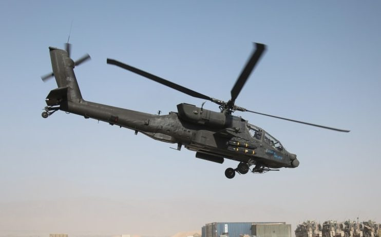 US Army is retiring hundreds of Apache attack helicopters to make room for newer variants