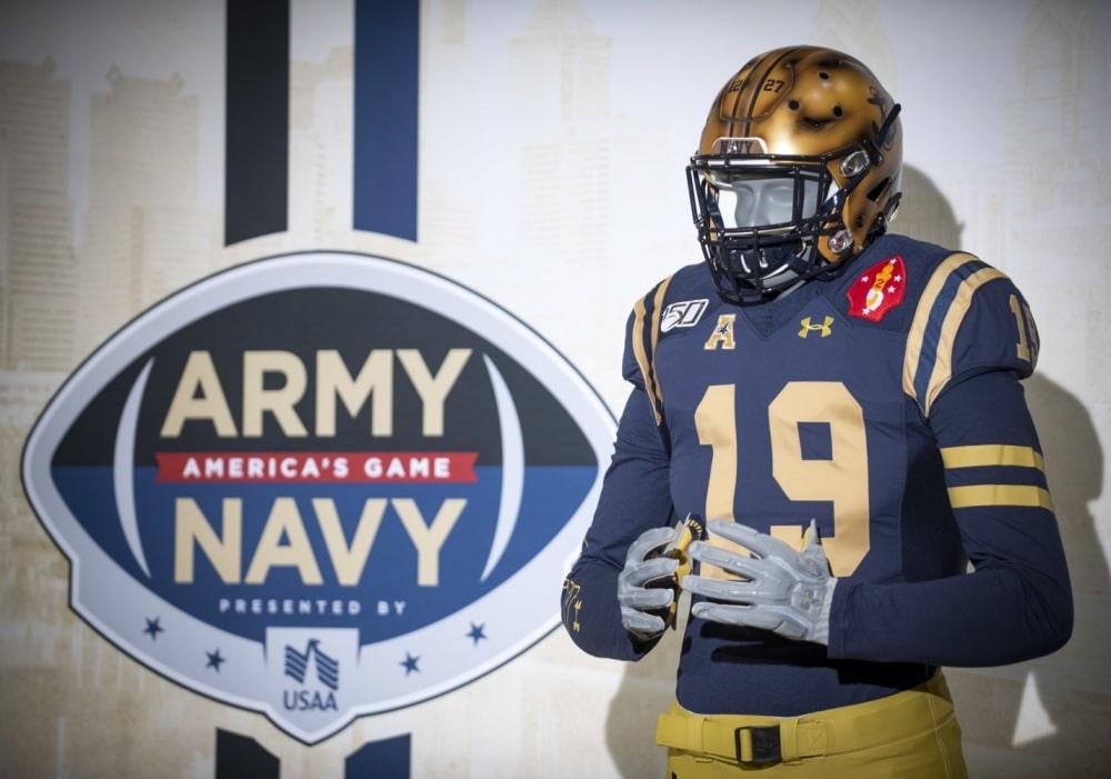 Navy beats Army 31-7, breaking Army's 3-year winning streak