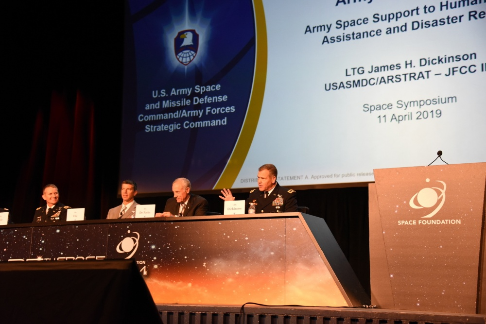 Colorado politicians make final push to keep US Space Command