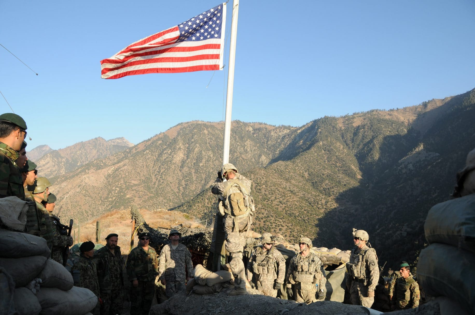 2 US service members killed in Afghanistan