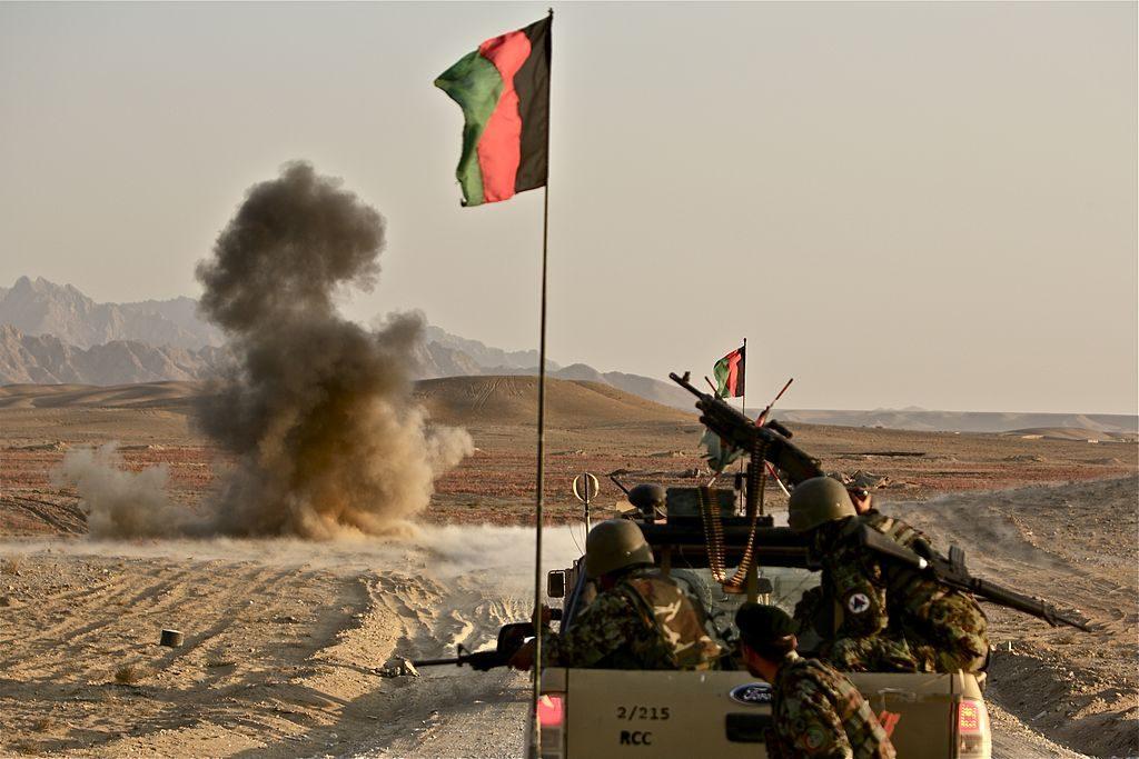 Two killed in roadside blast in southern Afghanistan