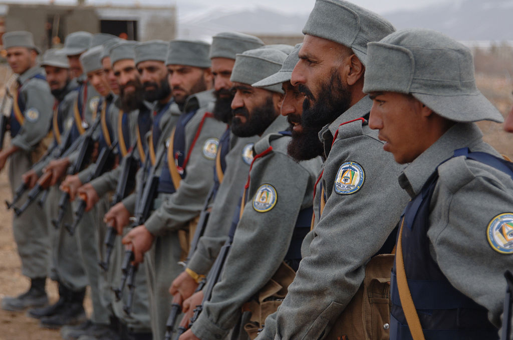 At least six police officers killed in Afghanistan bomb blasts