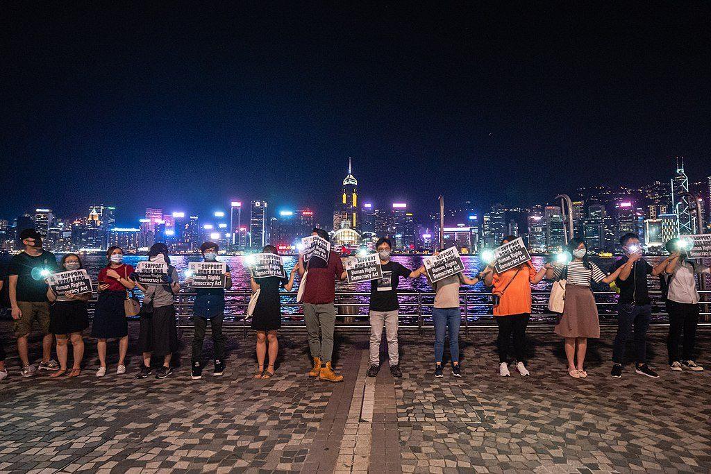 US House of Representatives unanimously pass Hong Kong Human Rights and Democracy Act