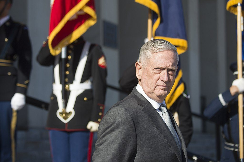 Former Defense Secretary James Mattis recounts 9/11, warns of internal divisions as threat to nation