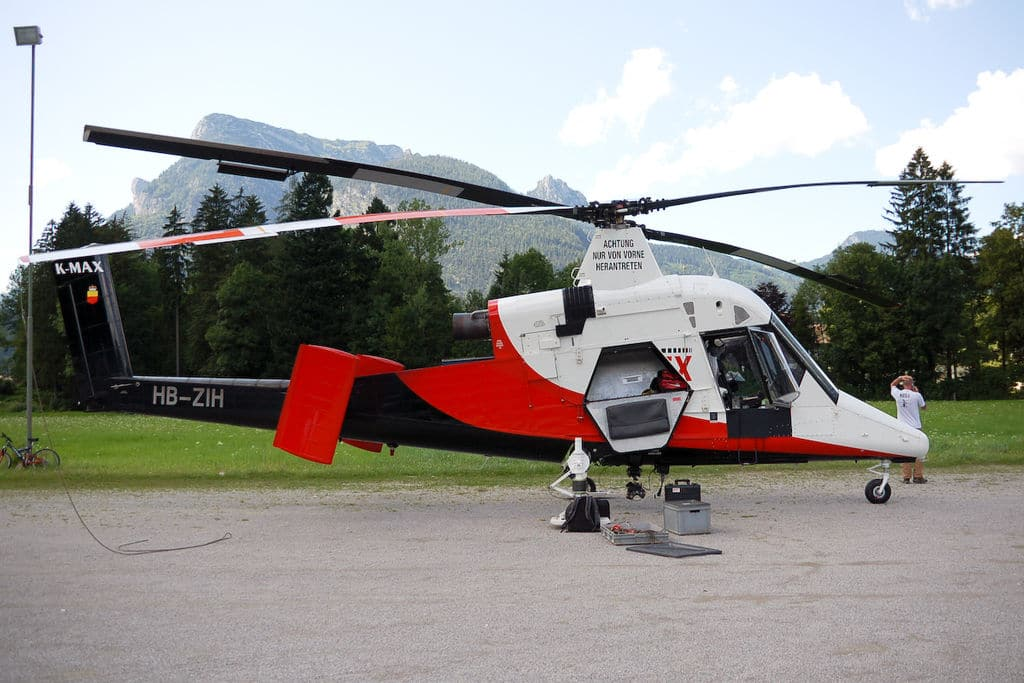 Kaman to make crew-less helicopters for civilian use