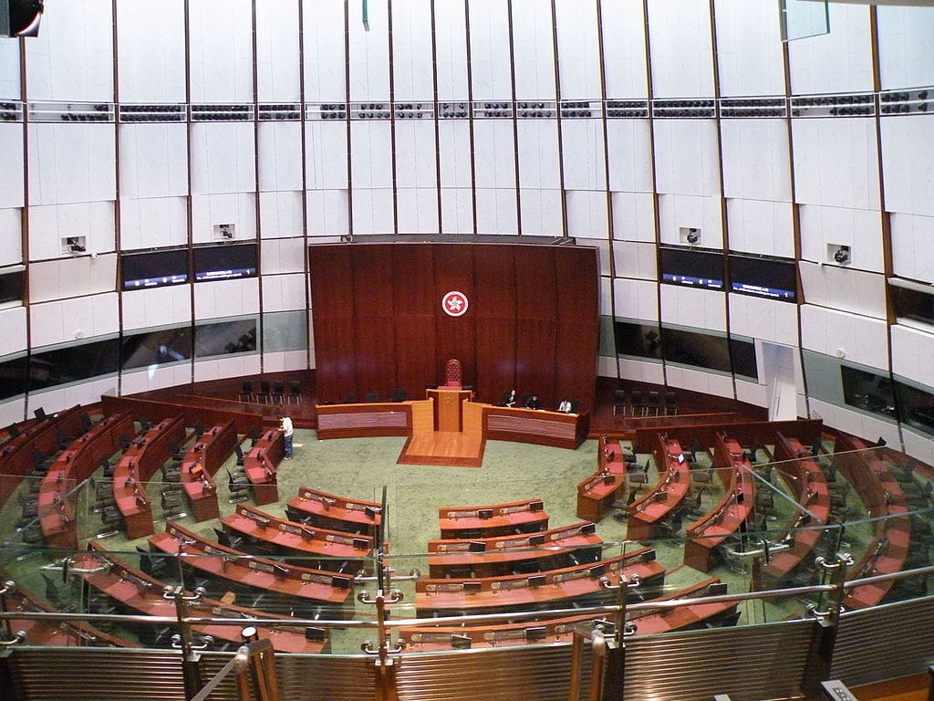 Last opposition lawmakers leave Hong Kong's legislature after mass resignations
