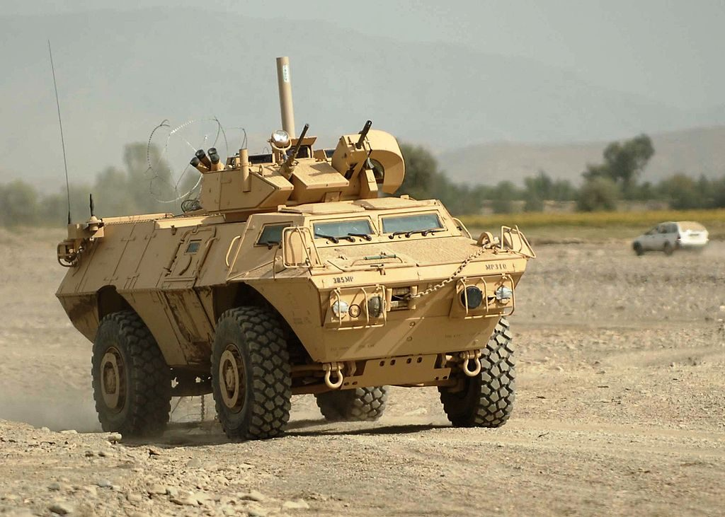 US Army cancels $45B armored vehicle contest that drew one bid
