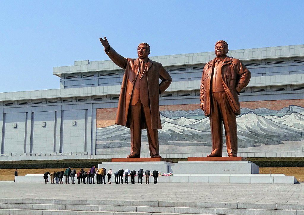 North Korea takes 'loyalty donations' to finance preservation of dead leaders' bodies