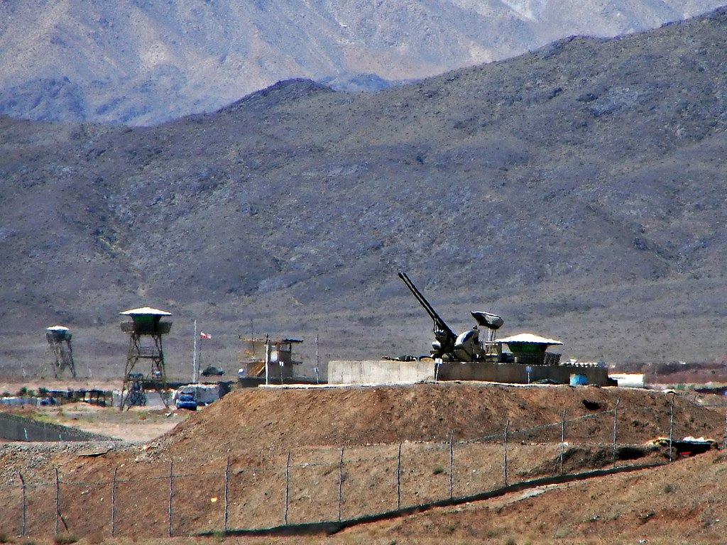 Suspicions mount of foreign hand in fire at sensitive Iranian nuclear site