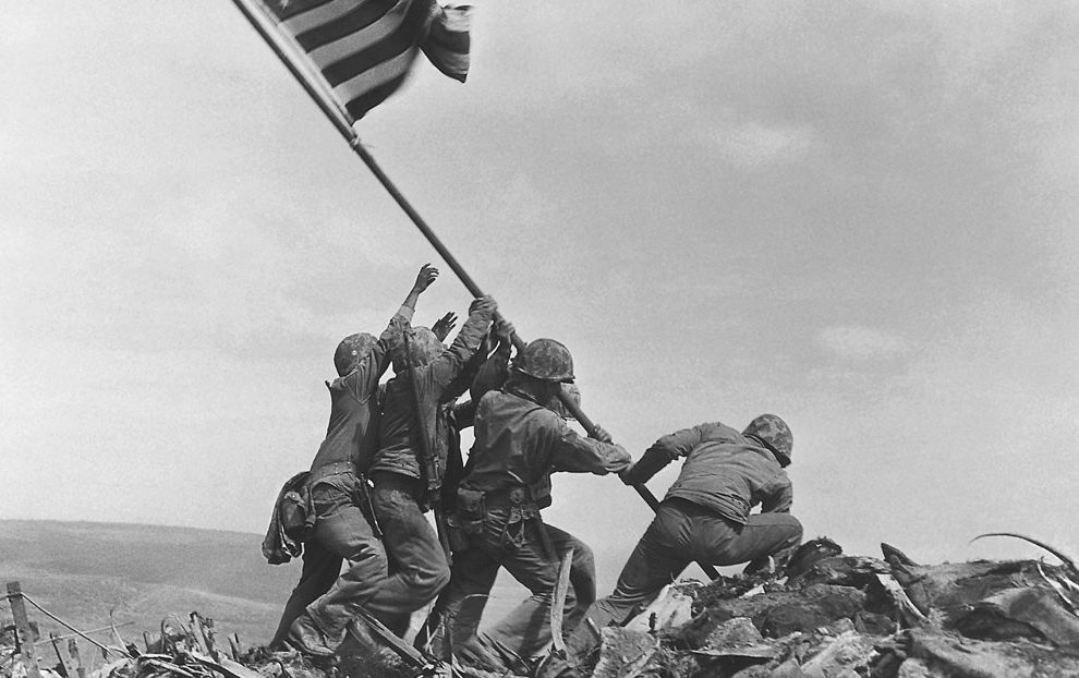 Iwo Jima vet learned to not take freedom for granted