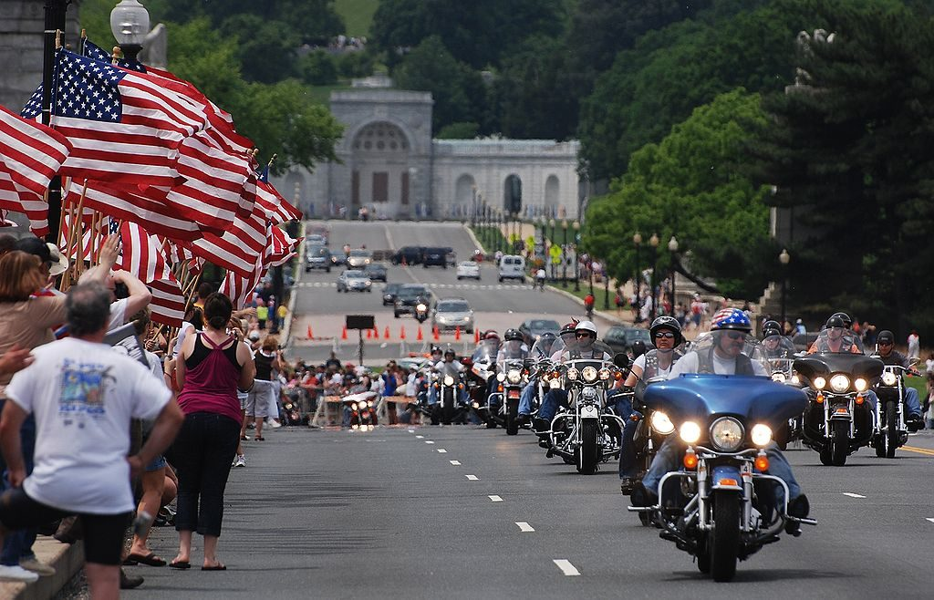 Rolling Thunder to hold final ride this weekend after 31 years