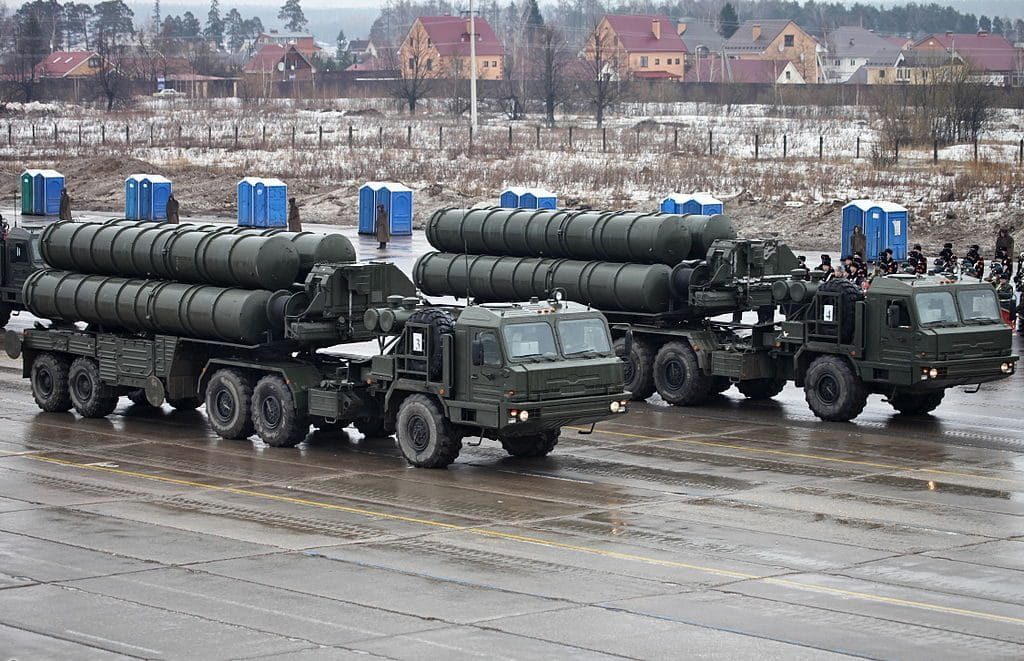 Turkey says delivery complete of second S-400 unit from Russia