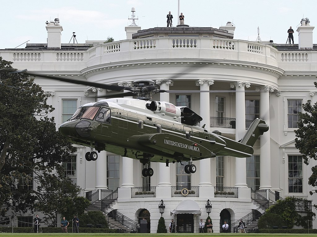US Navy awards $471 million contract for 6 new 'Marine One' White House helicopters