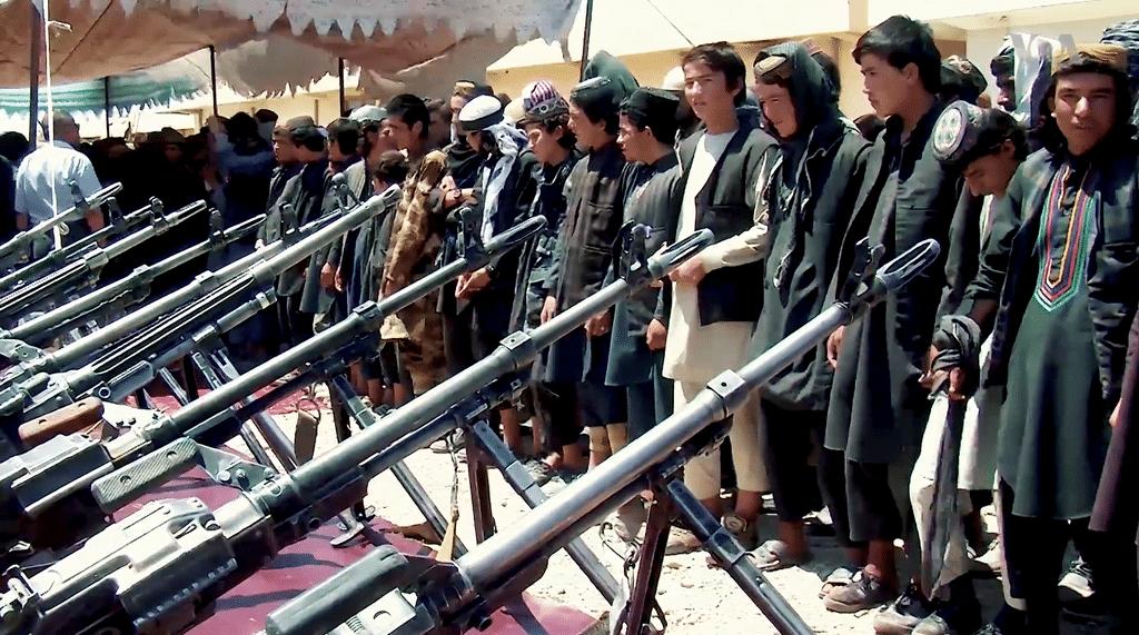 Afghan officials say 113 ISIS militants surrender after defeat in Nangarhar